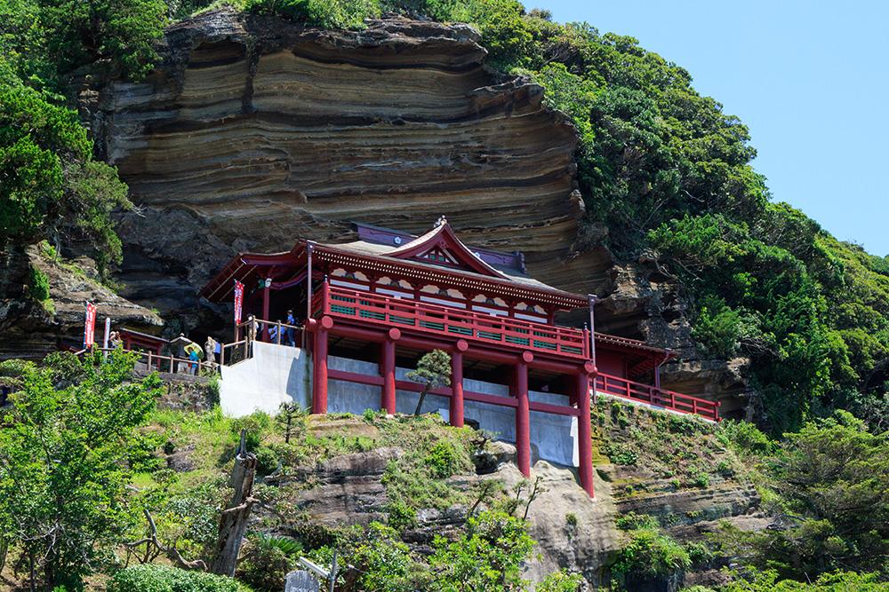 崖観音 大福寺